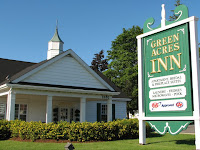 Kingston, Ontario, Green Acres Inn, Accommodations
