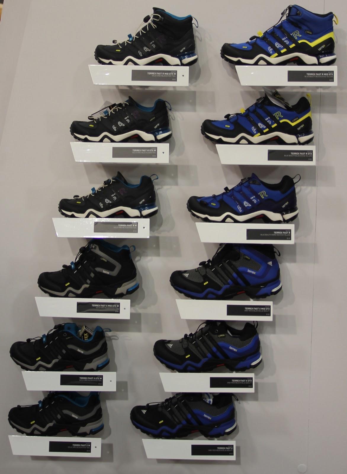 - all'aperto durante l'estate / autunno 2013 calzature adidas