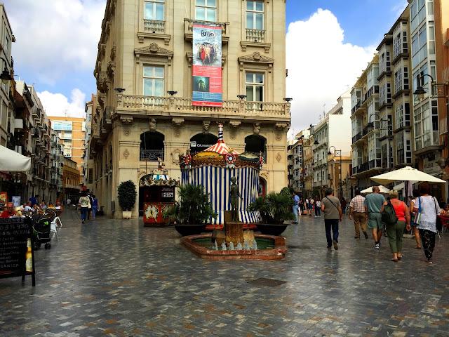 Cartagena, Stare Miasto