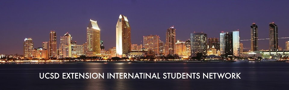 UCSD EXTENSION International Student Network