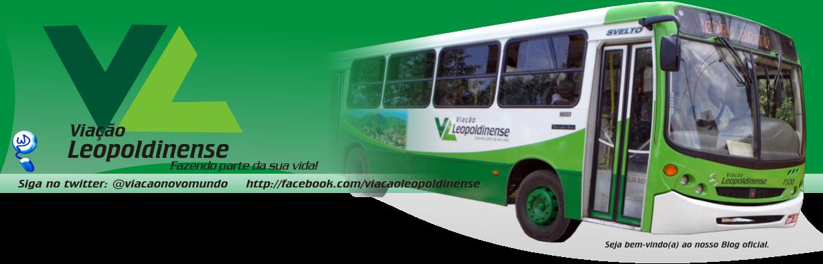 Viação Leopoldinense - JN Empreendimentos Part LTDA - Blog Oficial