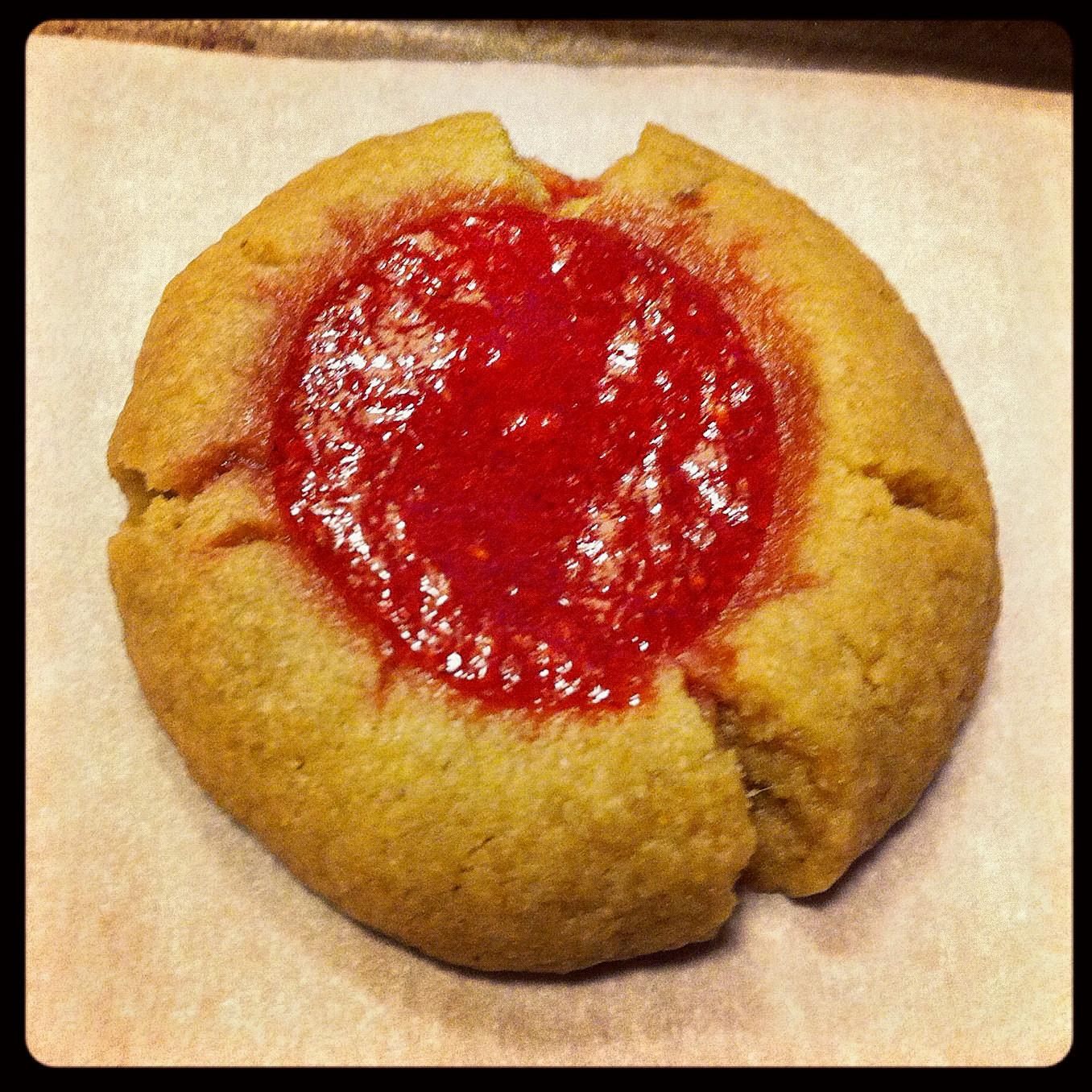 EBL Food Allergies: RECIPE: SunButter® Thumbprint Cookies
