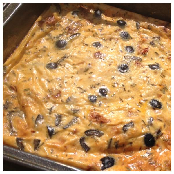 cuisine ma ligne quiche sans pate tomates sechees parmesan ww 8sp ou 6pp