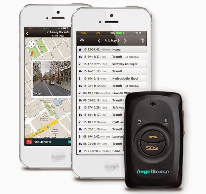 Review of AngelSense GPS Tracking Device + Free Giveaway #AutismDaddyAngelSense