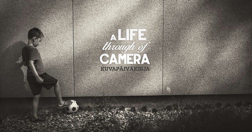 a life through the camera