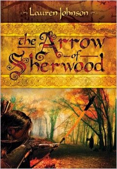 Arrow of Sherwood front cover