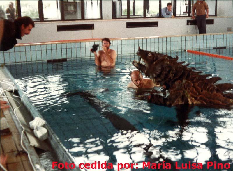 Red Sonja Esquina+lopez+rodero+en+agua+coling+y+steve+probando+al+moustro