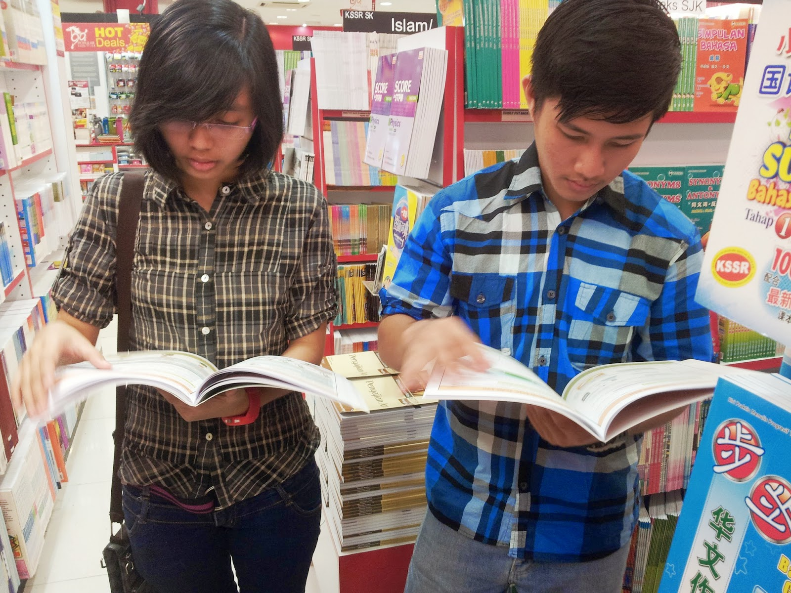 Misi Bintang Mencari Bintang : Cari buku di Popular