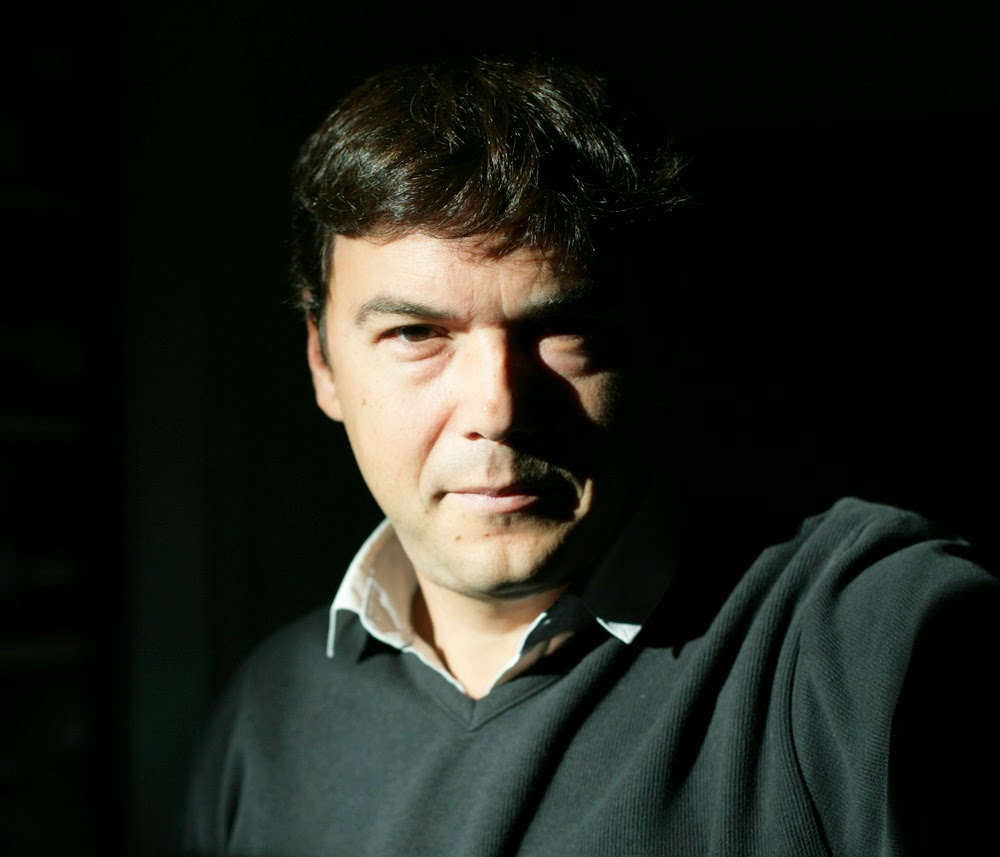 The FICKLIN MEDIA GROUP,LLC: Thomas Piketty: Is Inequality Inevitable? | Blog, News & Notes | BillMoyers.com