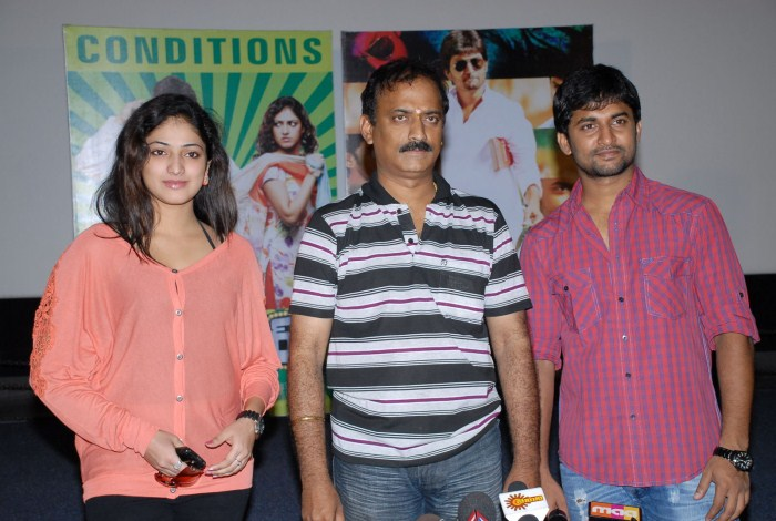 Pilla Zamindar Success Meet Stills function pics