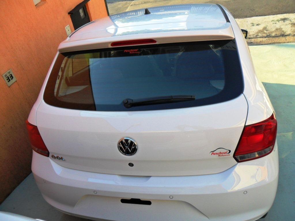 novo Volkswagen Gol G6 2014 traseira