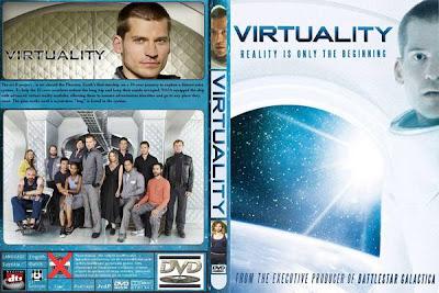 Realidade Virtual (Virtuality) Torrent - Dual Áudio (2013)