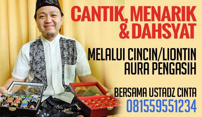 Cantik, Menarik & Dahsyat with Ustadz Cinta