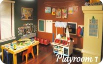 Our Playrooms
