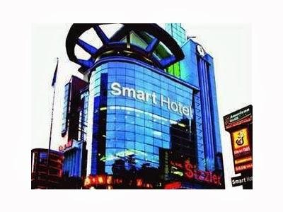 Smart Hotel Jakarta yang Berkesan Mewah dan Elegan