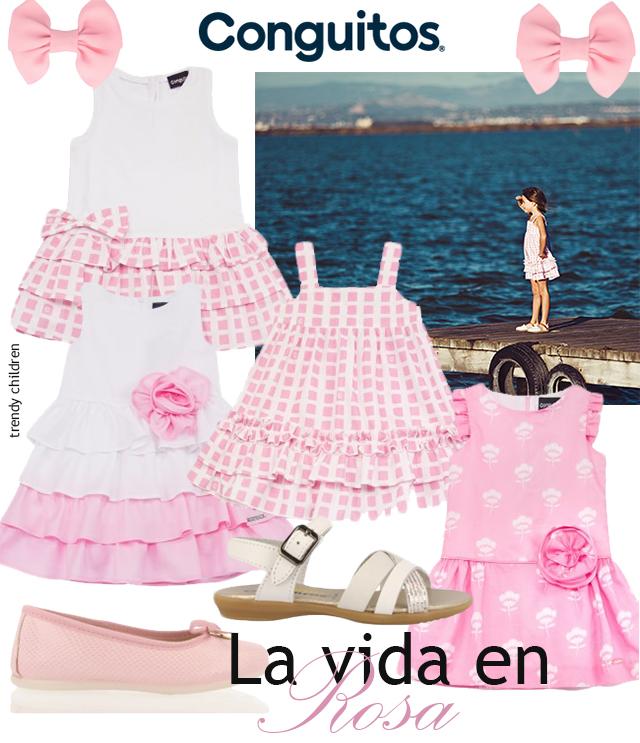 tendencias pv 2015 moda infantil trendy children
