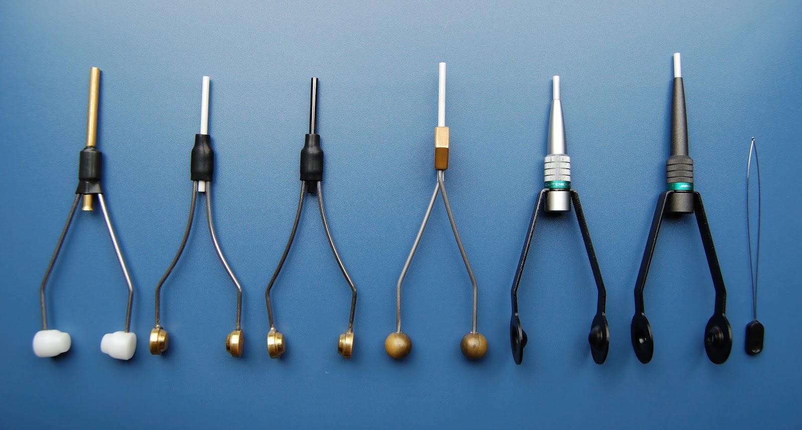 Как изготовить ниткодержатель для вязания мушек 81