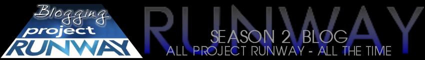 Blogging Project Runway Season 2