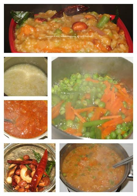 Bisi bele bath, dal recipe, lentl rice recipe