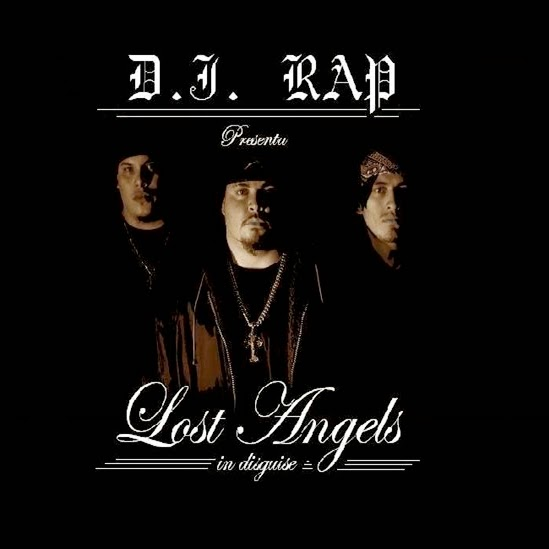 D.J. Rap Presenta: Lost Angels In Disguise (2008) (Costa Rica)