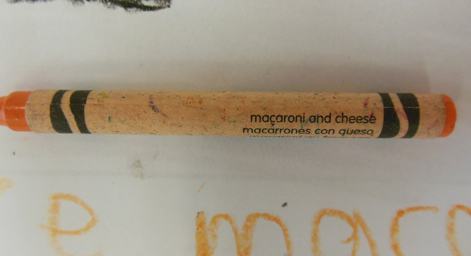Macaroni And Cheese Color