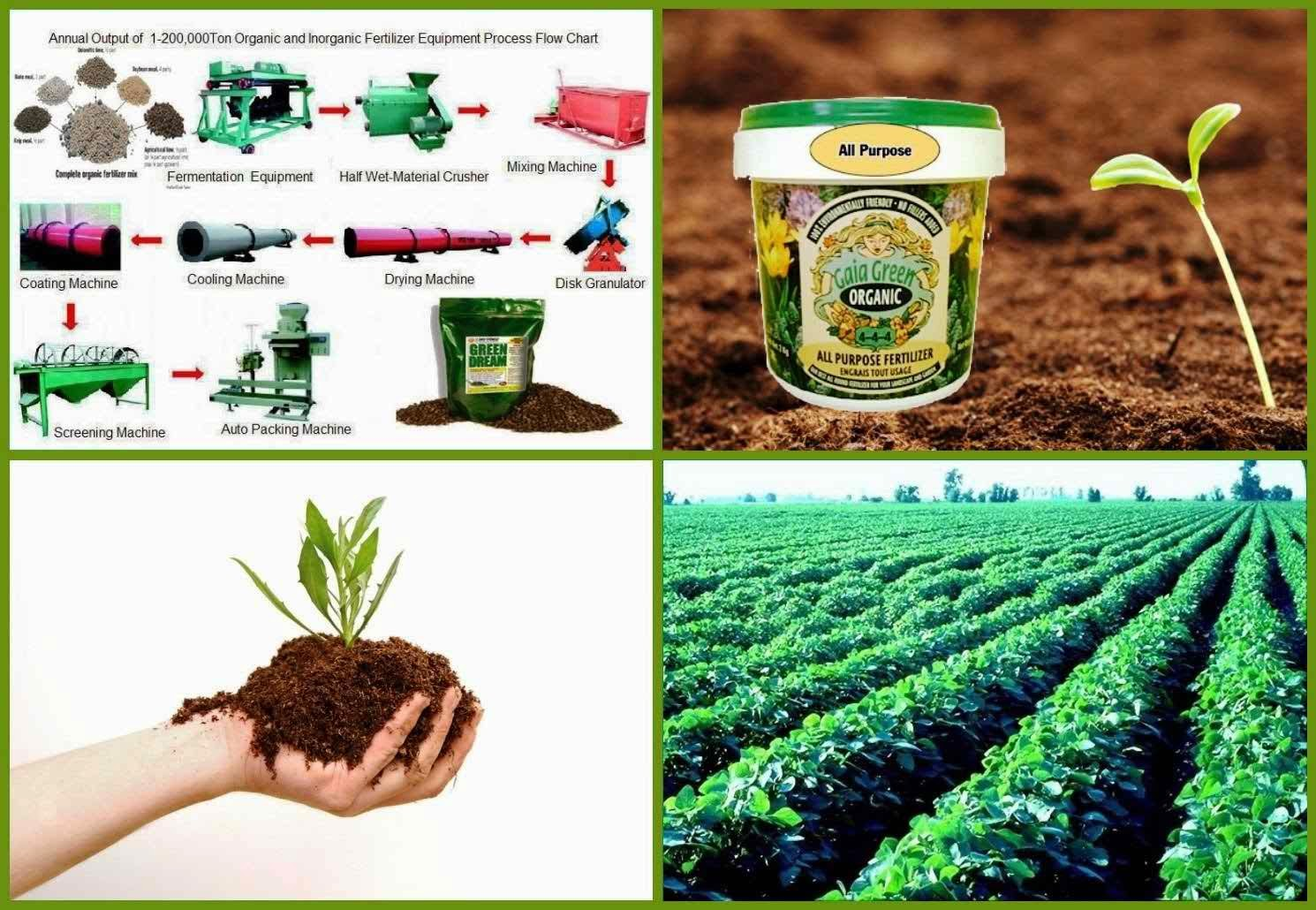 Organic Fertilizers | Small Business Ideas