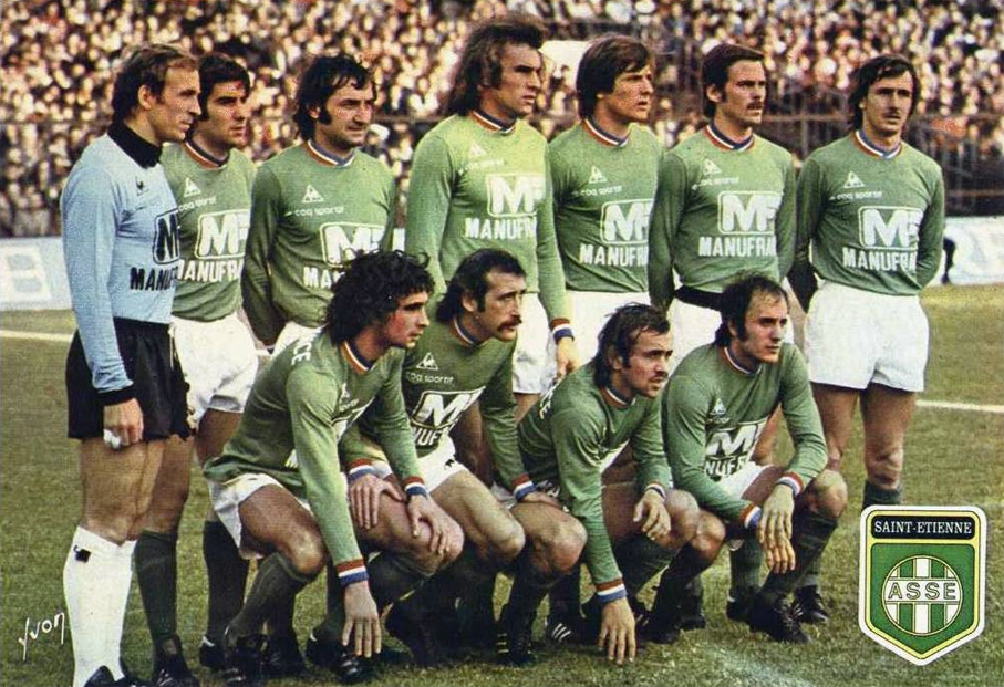 a s etienne 1977 78 the vintage football club