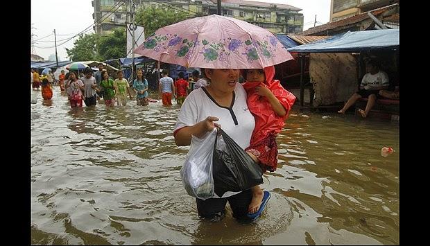 Inilah Syarat Jakarta Dibilang Darurat Banjir