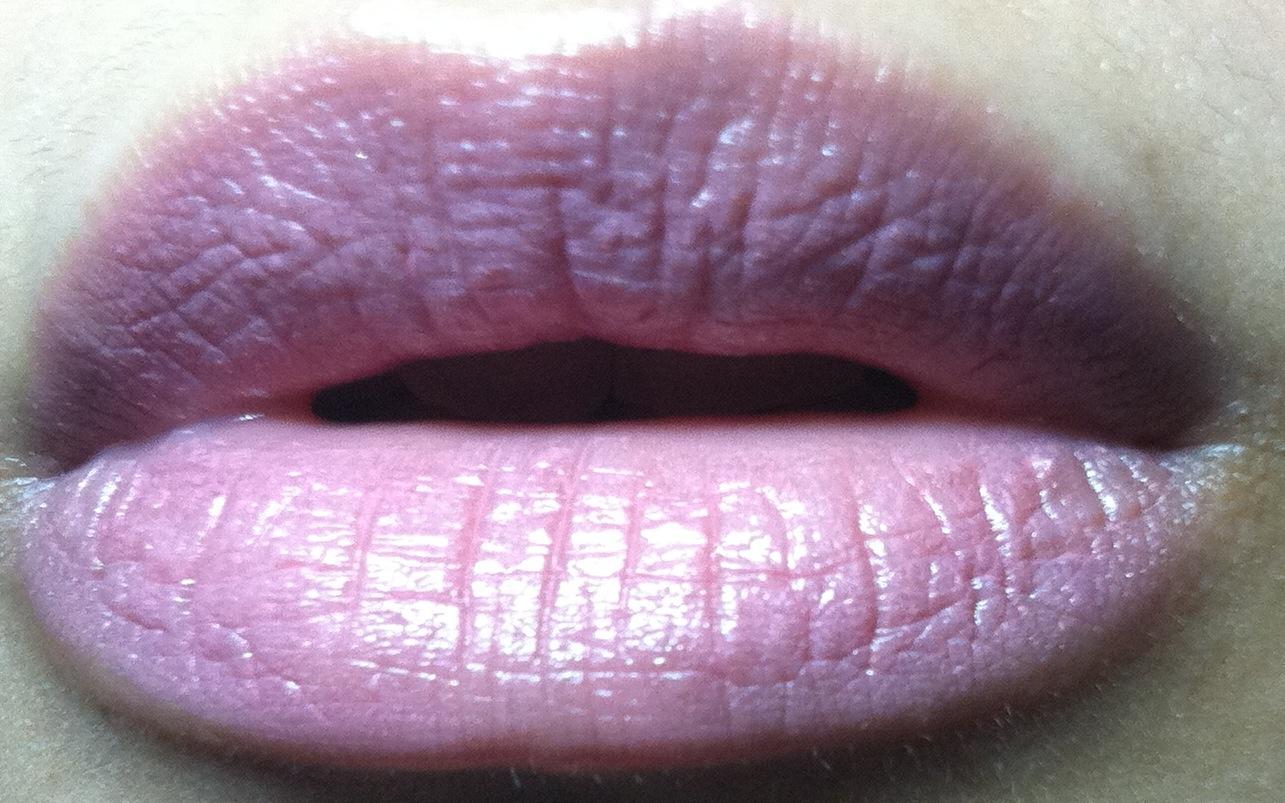 ... Life is Bea... Nyx Strawberry Milk Lipstick