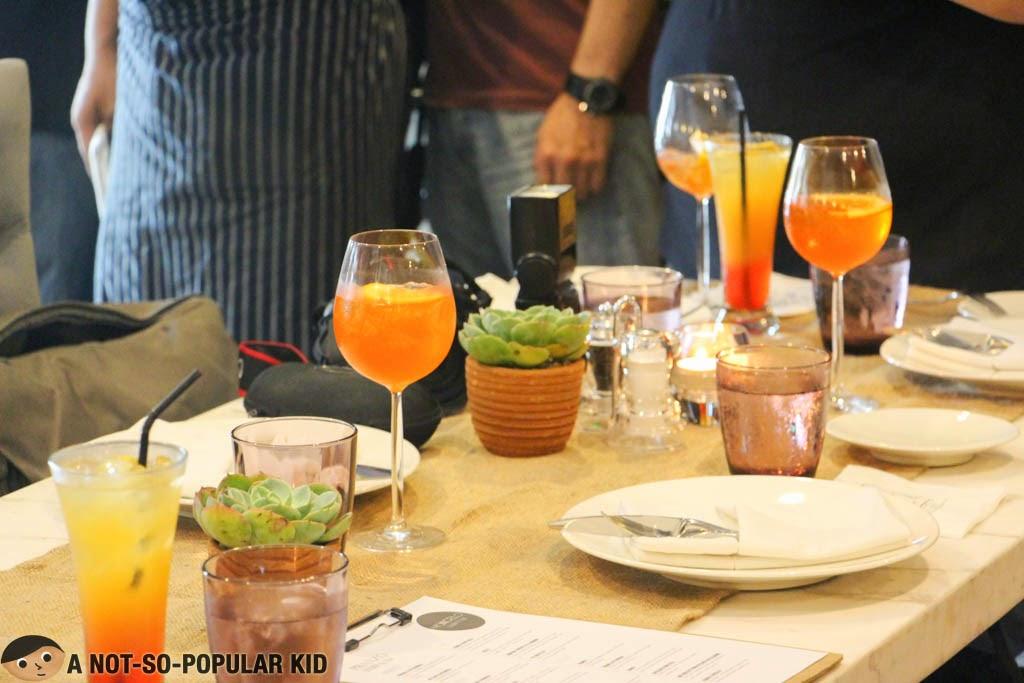 Il Ponticello Cucina Italiana in Makati