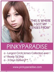 Pinky Paradise COUPON CODE:  kirakira-dreams