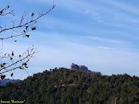 """La Canònica de Sant Vicenç de Cardona des de la zona de Cal Cabreta. Autor: Francesc """"Caminaire"""""""