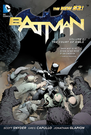 Db books and reviews november 2015 batman volume 1 the court of owls the new 52 fandeluxe Images