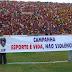 Campanha Esporte é Vida, Não Violência! da LBV promove a Paz nos Esportes em Pernambuco