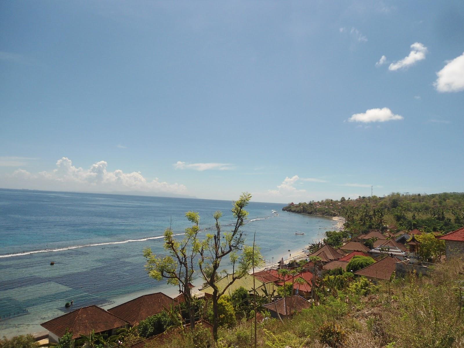 View Timur Lokasi Tanah