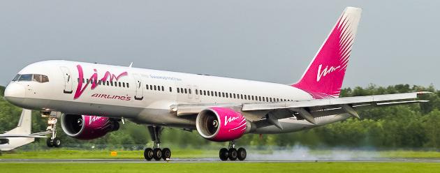 Беспосадочные рейсы Москва – Владивосток «ВИМ-авиа» закрылись через полтора месяца после запуска