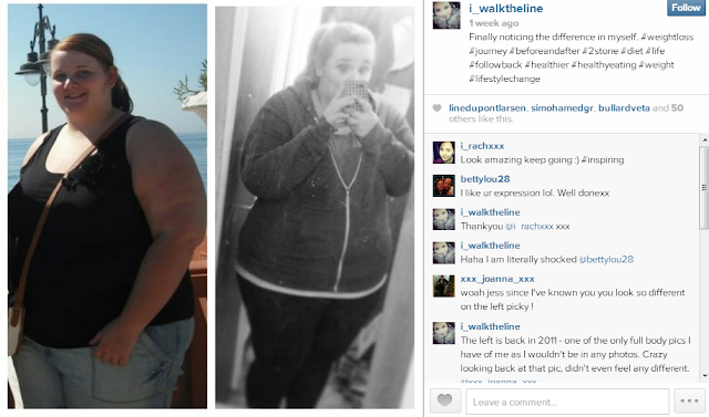 weightloss journey blog girl 2stone fat