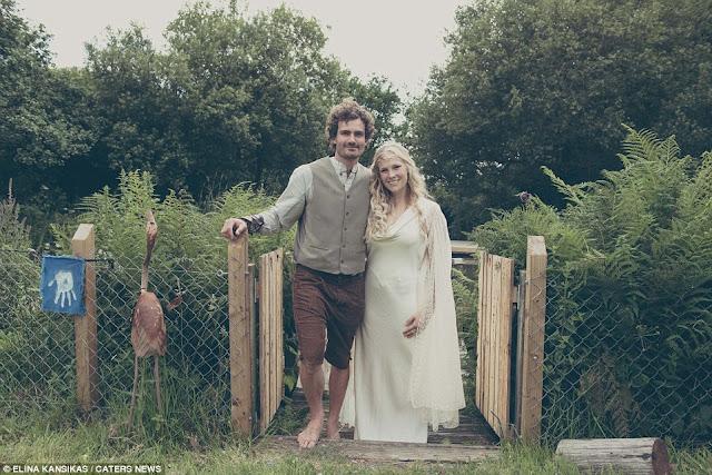 Casamento inspirado no universo de fantasia de o Senhor dos Anéis