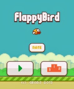 Flappy Bird Screen Capture