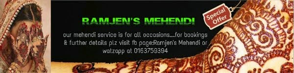 Ramjen's Mehendi
