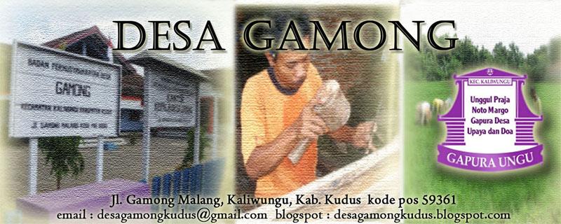 Desa Gamong