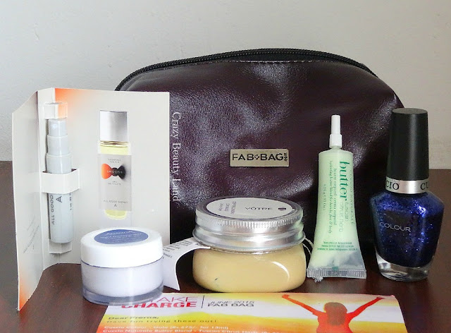 June FAB BAG Products Review - Votre Cuccio Ananda Spa All Good Scents + Discount Vouchers
