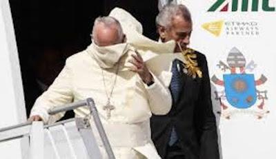 Papa: Direitos dos 'migrantes' muçulmanos acima da segurança nacional