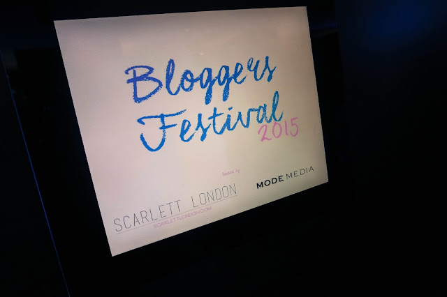 bloggers festival #bloggersfestival scarlett london scarlett events