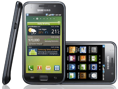 new Samsung i9000 Galaxy S