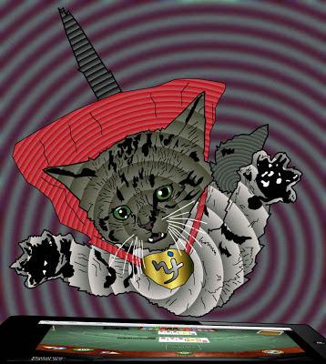 casino cat attacks ipad casino game