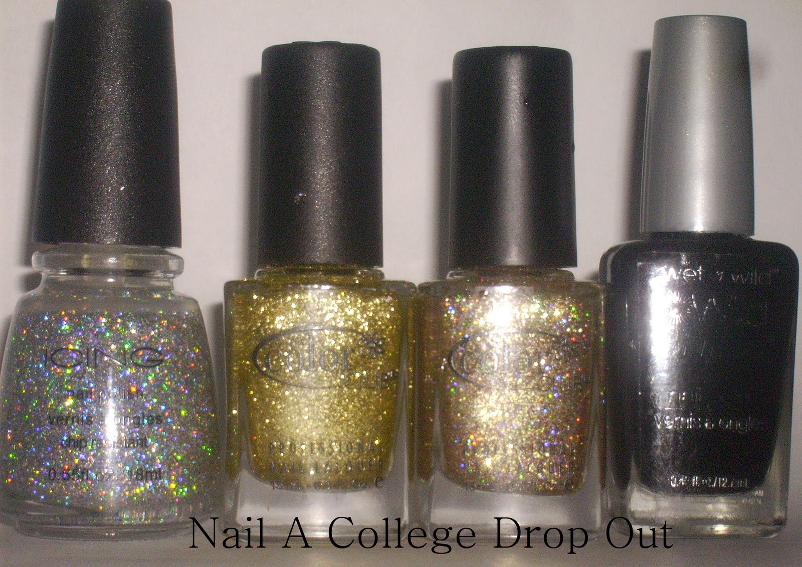Nail A College Drop Out: Holo Kitty Says Purrrrr!