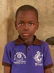 Djimitri - Togo (TG-661), Age 7