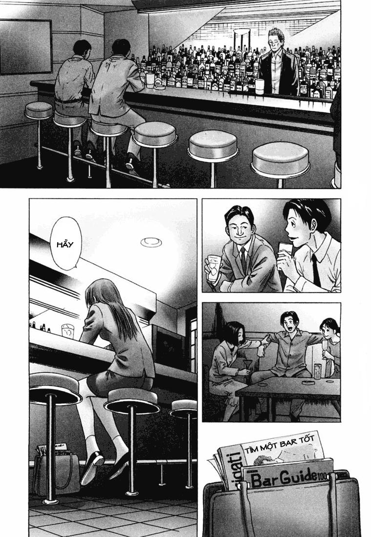 Bartender chap 1 Trang 4 - Mangak.info