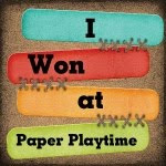 Paper Playtime